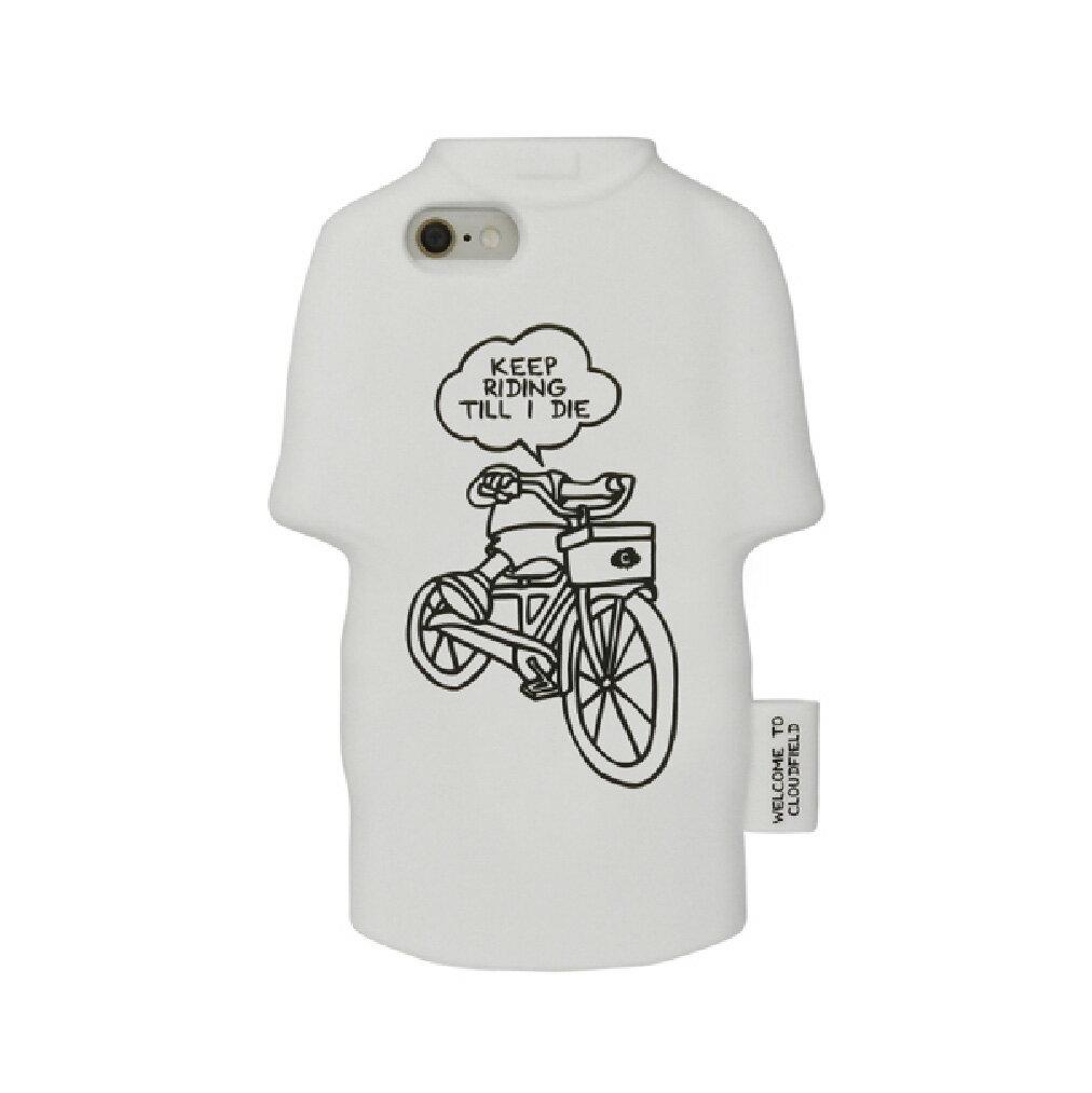 【Candies】Candies T恤外殼(Keep Riding)-IPhone 6/6S