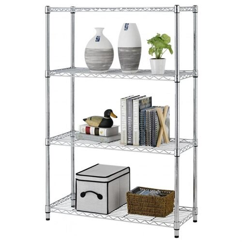 creative diy garage shelf ideas that will amaze you top. Black Bedroom Furniture Sets. Home Design Ideas