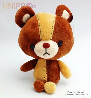 【UNIPRO】發條熊TRUFFE熊37公分玩偶絨毛娃娃玩偶吊飾畢業禮物AclockworkTruffe