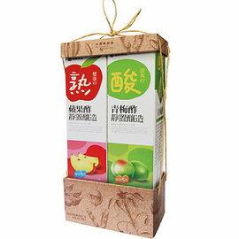 綠源寶 D-9水果醋禮盒