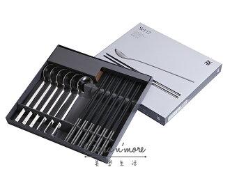 WMF 中式筷子湯匙組 (6組), 不鏽鋼湯匙 餐具
