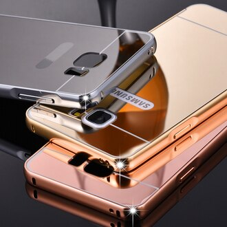 【 鋁邊框+背蓋】三星 Samsung GALAXY Note 5 N9208 N920 防摔殼/手機保護套/保護殼/硬殼/手機殼/背蓋/鋁合金邊框