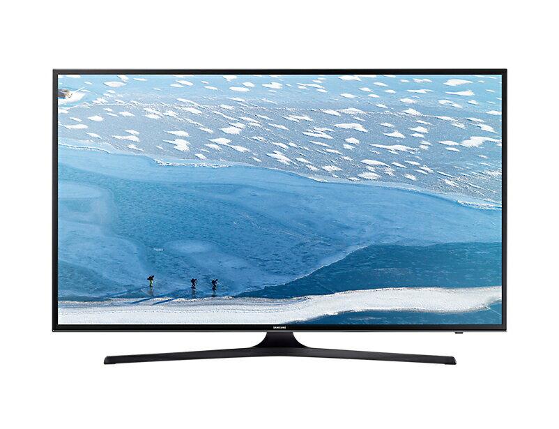 昇汶家電批發:SAMSUNG三星 60吋 UHD 4K 平面LED液晶連網電視UA60KU6000WXZW
