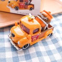 小熊維尼周邊商品推薦PGS7 日本迪士尼系列商品 - 樂園限定小車- 維尼 蜂蜜罐 攪拌車 Winnie the pooh【STD71299】