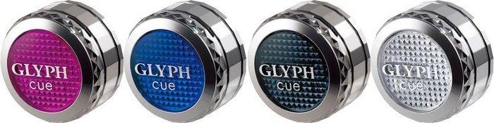 權世界@汽車用品 日本CARALL CUE GLYPH 汽車冷氣出風口夾式芳香劑 1719-四種味道選擇