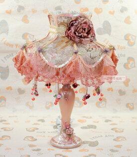 一定要幸福哦結婚百貨:一定要幸福哦~~花兒朵朵典雅檯燈、舅仔燈、新娘嫁妝、結婚用品、安床用品