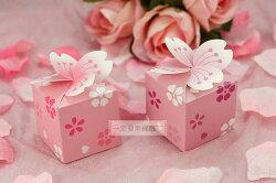 一定要幸福哦~~櫻花之戀喜糖盒、紙盒 ~ 婚禮小物/喜糖/簽名筆/姐妹禮