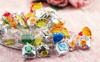 白色情人節禮物到一定要幸福哦~~300g情人糖、送客喜糖、喜糖盒
