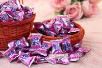 分享幸福的婚禮小物推薦喜糖_餅乾_伴手禮_糕點推薦一定要幸福哦~~300克紫蘇梅喜糖~送客禮 婚禮小物