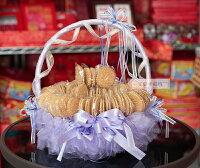 分享幸福的婚禮小物推薦喜糖_餅乾_伴手禮_糕點推薦一定要幸福哦~~新鮮古早味麥芽餅100支豪華組、婚禮小物、結婚宴客、二次進場
