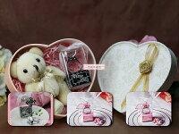 婚禮小物推薦到一定要幸福哦~~ 心愛熊禮盒、婚禮小物、送客禮