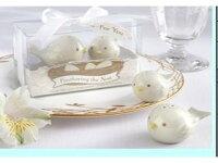 婚禮小物推薦到一定要幸福哦~~喜鵲調味罐,婚禮小物,姐妹禮,生日,送客禮