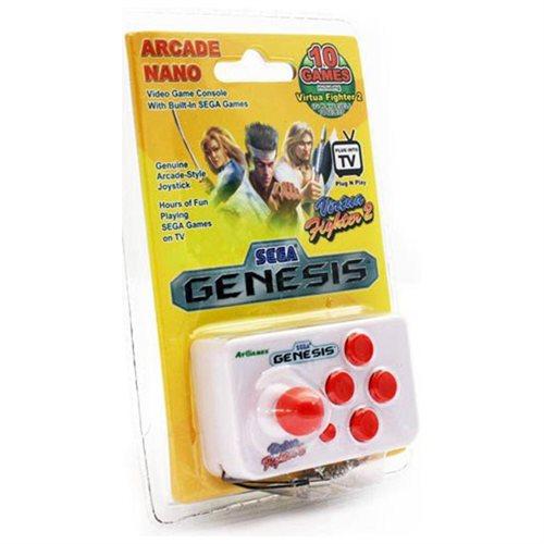 Sega Arcade Nano Plug-N-Play Keychain