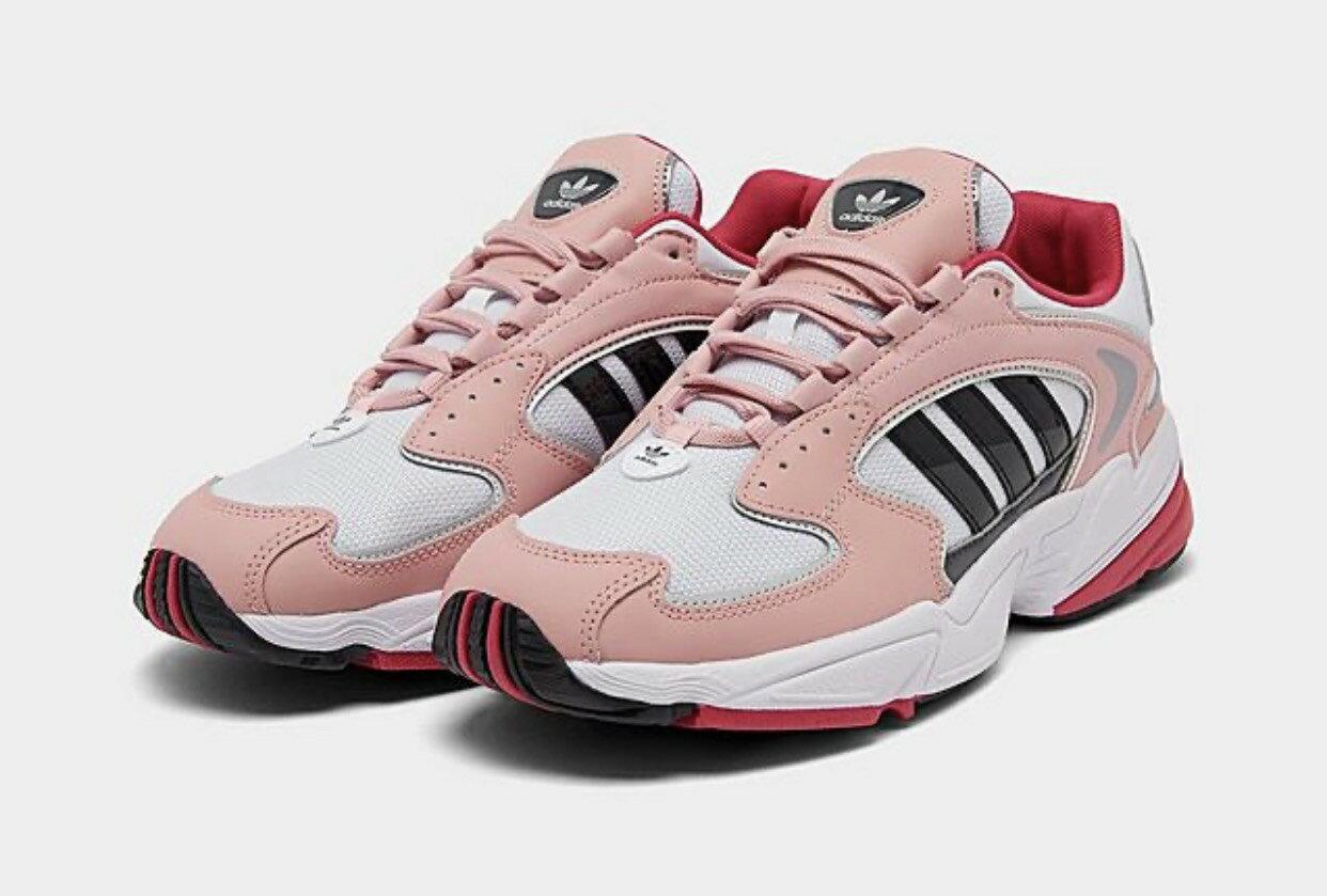 Adidas ORIGINALS FALCON 2000 慢跑鞋 US5.5-9 黑色剩US6 $2980/雙