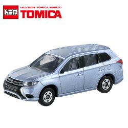 日貨 TOMICA No.70 MITSUBISHI Outlander PHEV 三菱 真車系列 汽車模型 多美小汽車 日本進口【N400013】