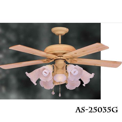現代簡約系列★米勒風情60吋吊扇燈風扇燈光源另計★永光照明AS-25035+AS-25036