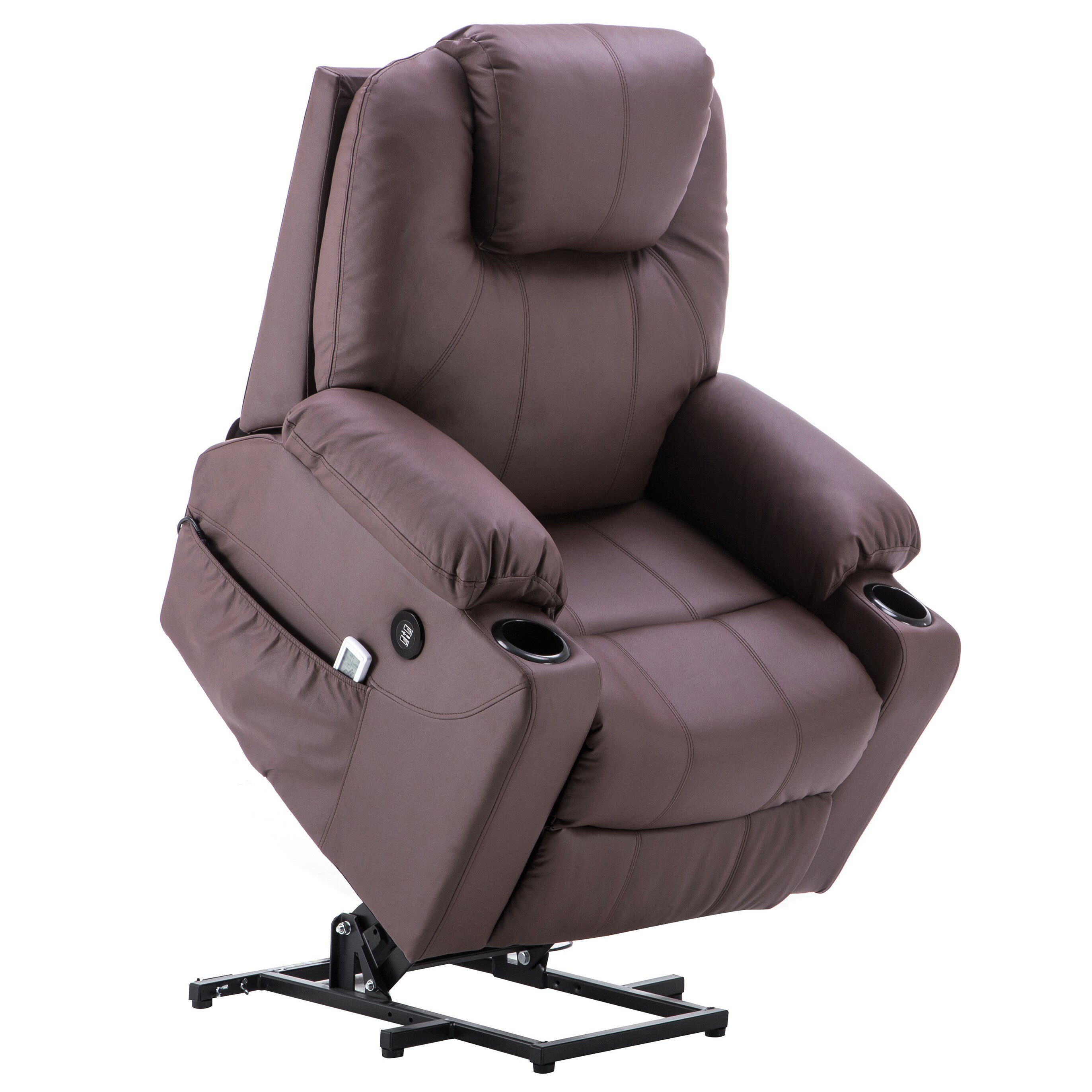 mcombo mcombo electric power lift recliner massage sofa heated rh rakuten com