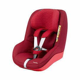 【淘氣寶寶】荷蘭MAXI-COSIiSize2wayPearl雙向幼兒安全座椅紅色【單汽座,不含Familyfix底座,通過R129法規新標準】