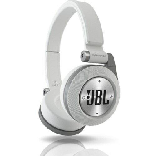 JBL  立體聲藍牙無線耳機  Synchros E40BT  (英大保固)