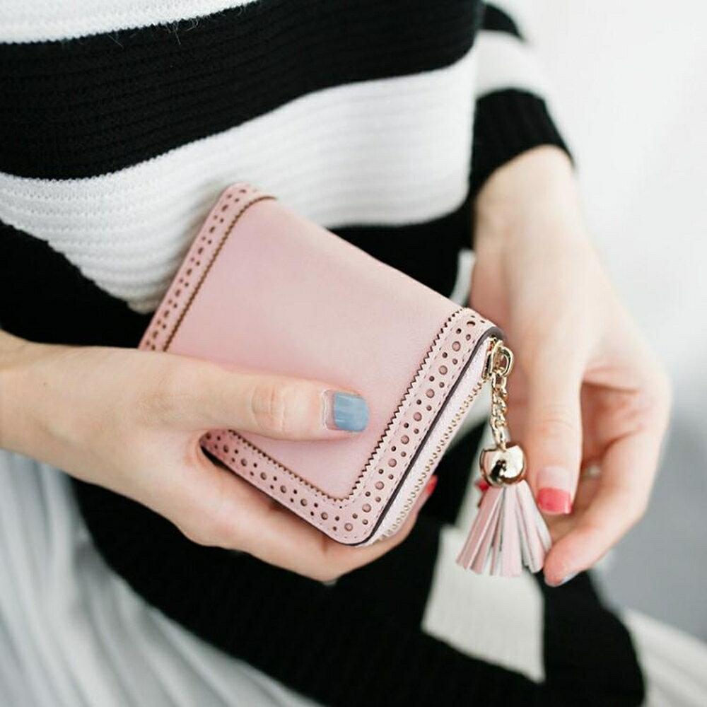 卡包   小卡包錢包一體包女式小巧可愛超薄簡約駕駛證件包名片夾   瑪麗蘇