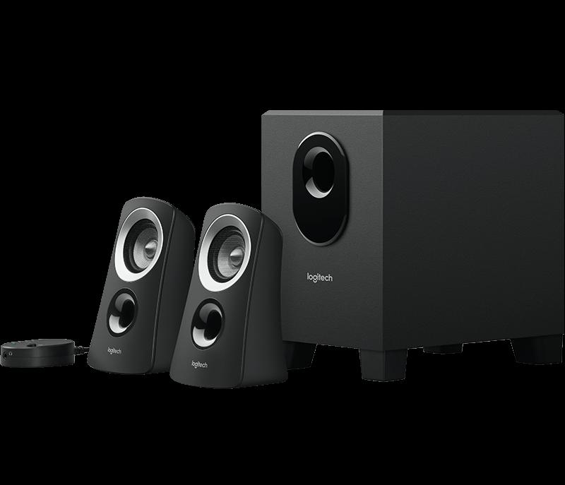 【迪特軍3C】Logitech 羅技 公司貨【Z313】2.1 聲道喇叭 音箱 音響 飽滿平衡 重低音 另有 Z213 Z333
