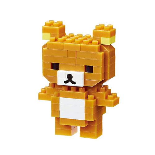 《Nanoblock 迷你積木》NBCC-068拉拉熊 東喬精品百貨