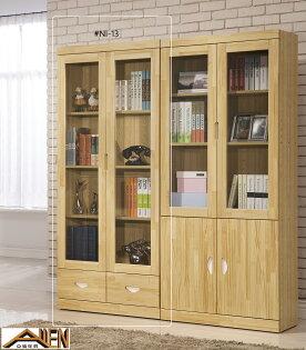亞倫精品傢俱:亞倫傢俱*尼可拉紐松實木下抽書櫥