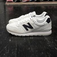 New Balance 美國慢跑鞋/跑步鞋推薦new balance nb 996 MRL996JL 白色 全白 白黑 麂皮 網布 復古 慢跑鞋