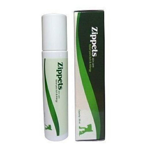 吉沛思Zippets《舒膚益寵物皮膚保健液》滾珠設計方便不沾手-30ml