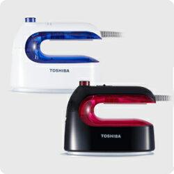 TOSHIBA【TAS-M3】蒸氣熨斗 輕量 控溫 掛燙 除臭 東芝