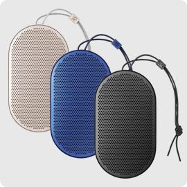 平輸 香港版公司貨 B&O【P2】喇叭 攜帶式 迷你 藍芽 音箱 免提通话