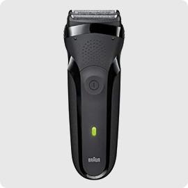 香港公司貨 德國百靈 BRAUN 三鋒系列 刮鬍刀 電鬍刀 300S 300s-B 310S