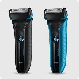 百靈 BRAUN【WF2S】日本公司貨 德國製 WaterFlex 水感 刮鬍刀 電鬍刀 國際電壓 乾濕兩用 全球保固一年