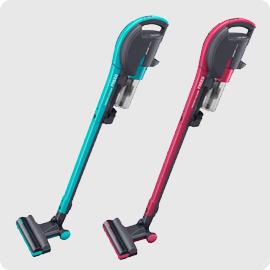 SHARP【EC-SX320】吸塵器 手持 無線 充電 立鈎 氣旋吸頭 - 限時優惠好康折扣