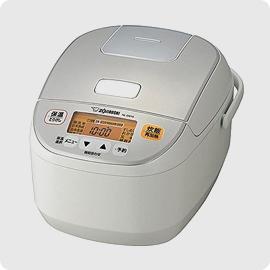 日本公司貨 象印 ZOJIRUSHI【NL-DA10】電子鍋 6人份 微電腦電鍋 黑厚釜