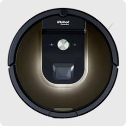 日本原裝 IROBOT【IROBOT 980】掃地機器人 APP遠端 真空吸塵 自動充電 智慧導航 障礙物偵測 預約定時 垃圾偵測