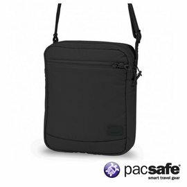 Pacsafe CITYSAFE CS150 休閒斜肩包 女 黑色 |防盜|肩背|旅遊|
