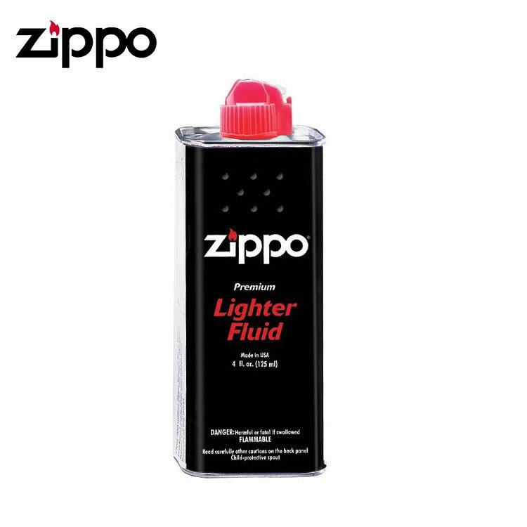 ZIPPO 打火機油3141 (125ml) / 城市綠洲 (原廠專用補充媒油.打火機配件.美國原裝進口)