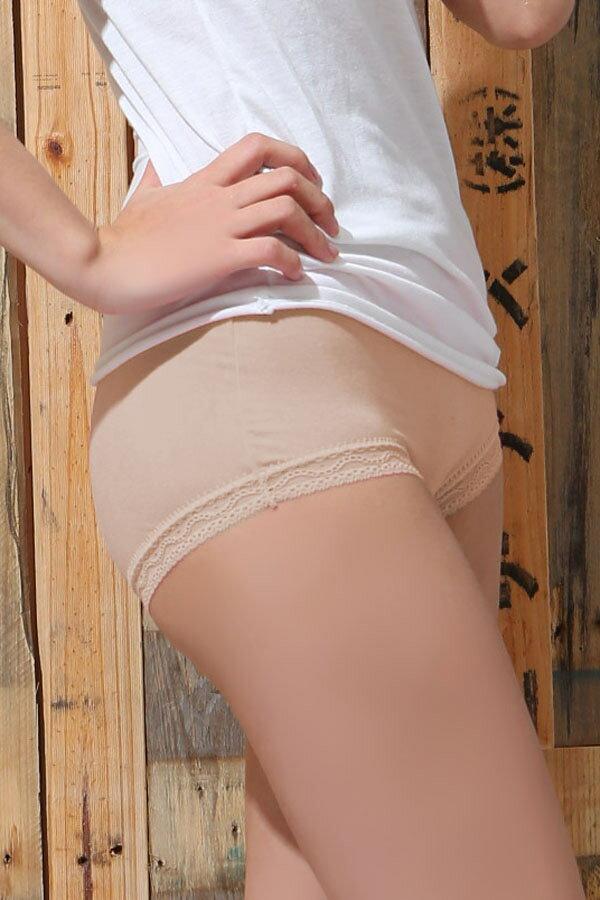 3件199免運【夢蒂兒】超柔手感舒棉低腰三角褲 3件組(隨機色) 1