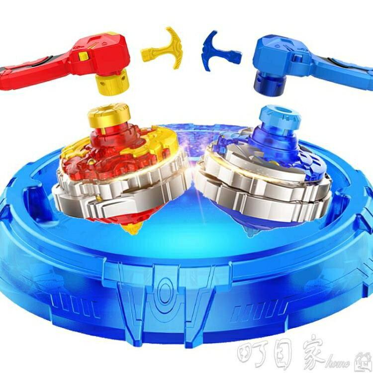 戰鬥陀螺 戰陀新款男孩戰鬥盤坨螺三星升級版合體陀螺玩具兒童
