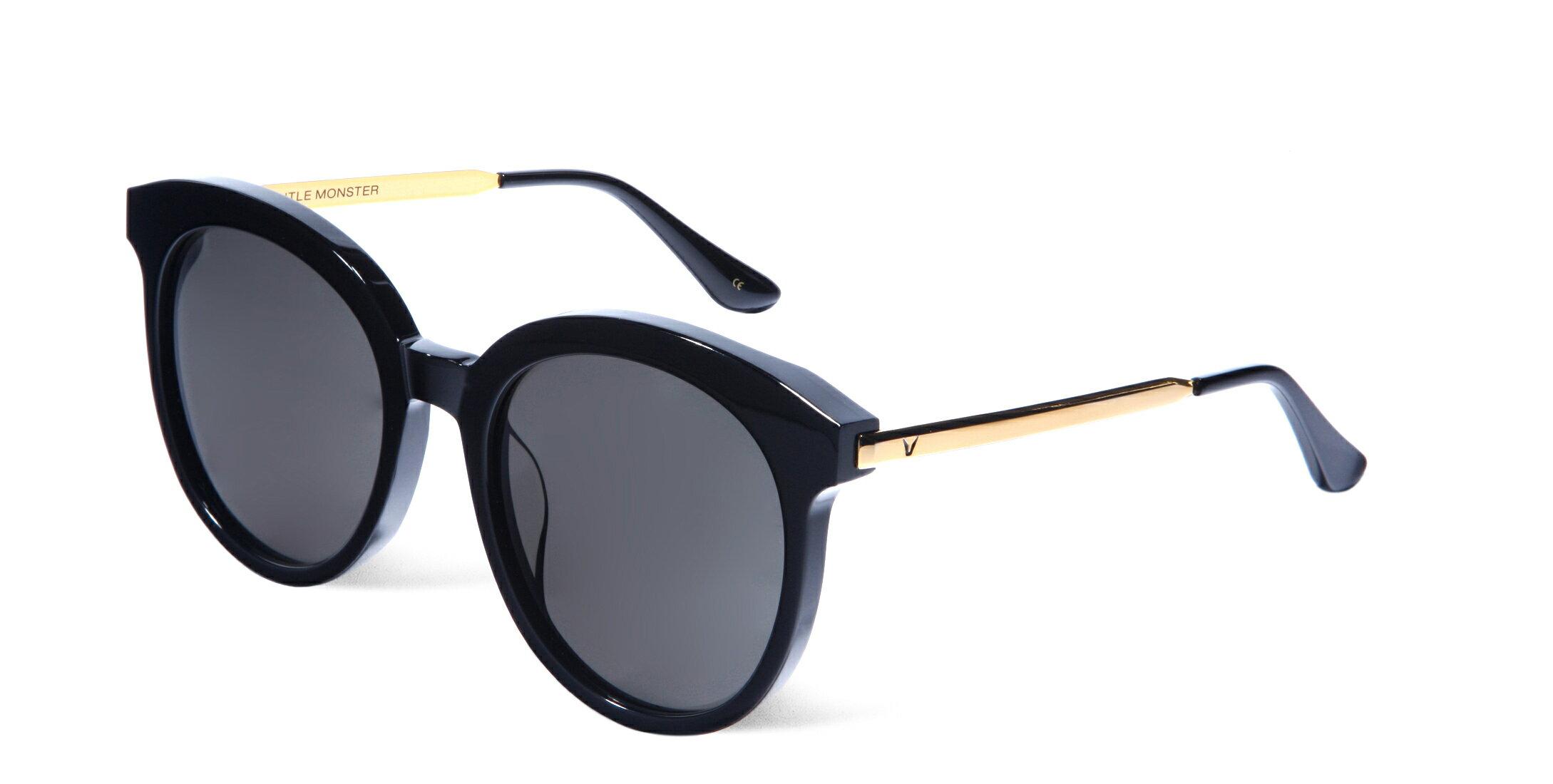 【VOGUE時尚】GENTLE MONSTER精品太陽眼鏡 #LOVESOME 01 GOLD @K startree首爾星星樹