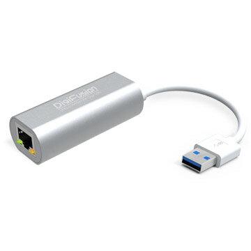 伽利略 USB3.0 Giga Lan 網路卡 鋁合金 AU3HDV