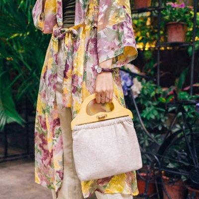 手提包棉麻晚宴包-文藝復古簡約百搭女包包73sn11【獨家進口】【米蘭精品】