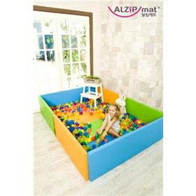 韓國【Alzipmat】遊戲城堡SG(248x148x40cm) (不含地墊) 2