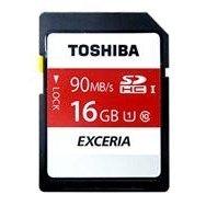 *╯新風尚潮流╭* TOSHIBA N302記憶卡 16G 16GB SDHC U1 THN-N302R0160A4