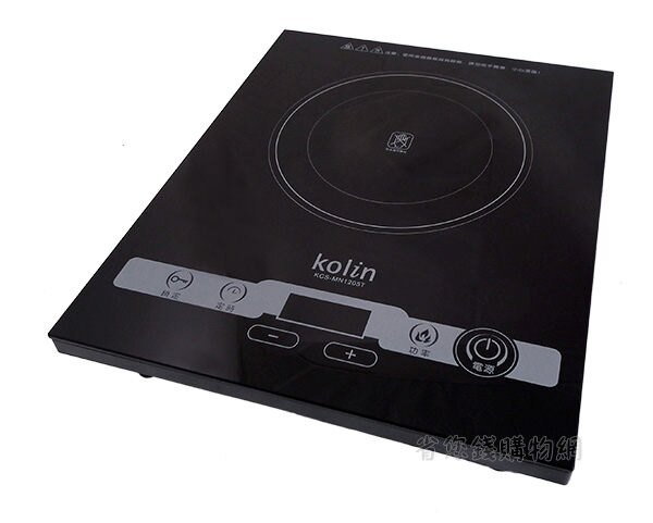 《省您錢購物網》福利品~歌林kolin觸控式微晶電陶爐(KCS-MN1205T)+贈戶外露營烤肉休閒餐具手提包*1