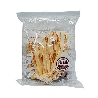 村家味 手工麵 蕾絲麵方便包 芝麻醬 (南瓜 紫地瓜麵片) 素食可食【美十樂藥妝保健】