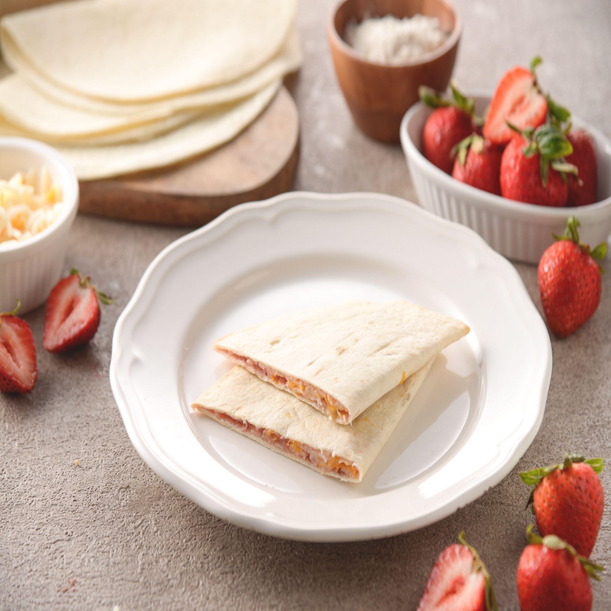 低卡脆皮義式起司烤餅【甜口味|13入】 加熱點心 微波食品 簡單料理 17新鮮美味坊