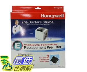 [COSCO代購 如果沒搶到鄭重道歉] Honeywell HRF-E2-AP CZ濾網(1盒) 適用機型 :HAP-801APTW W110310