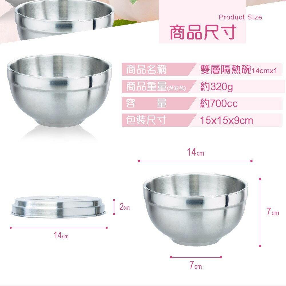 Perfect理想 極緻316雙層碗 台灣製 IKH_82212   PQ Shop